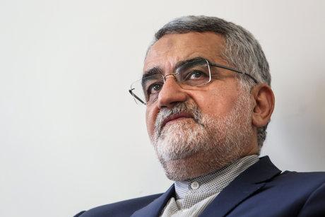مقابله به مثل ایران در برابر نقض احتمالی برجام از زبان بروجردی