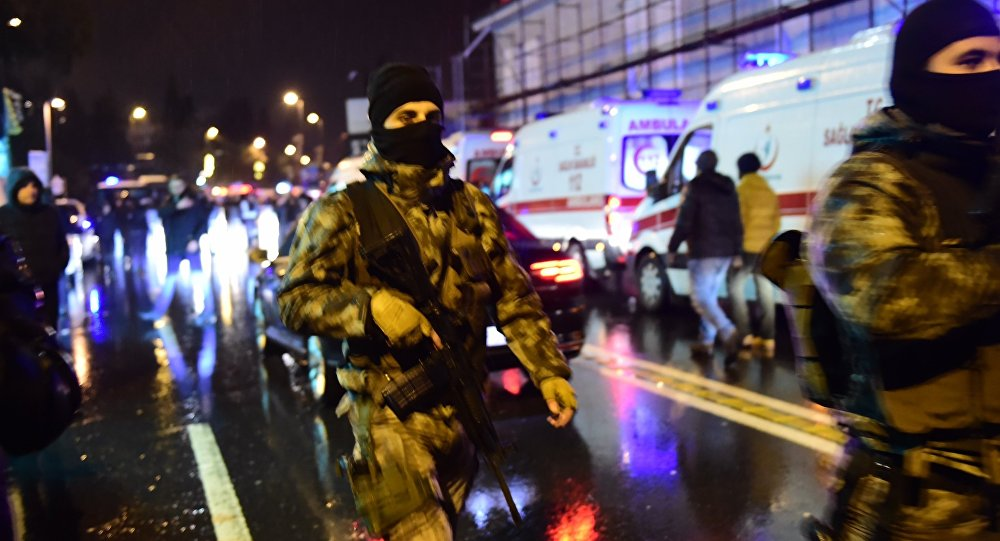 Istanbul Nightclub Attack Perpetrator Killed