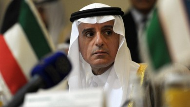 Wonderful to live in peace with Iran: Saudi FM