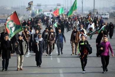 Over 1.1 million visas issued for Arbaeen pilgrims