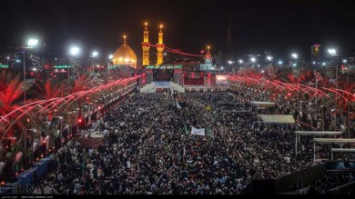 Millions of mourners in Karbala to mark Arba'een