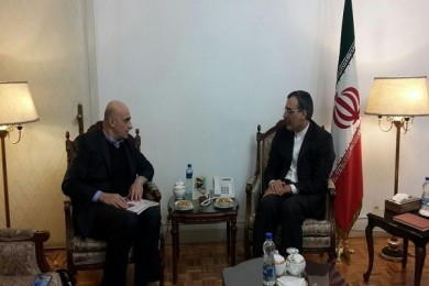 Iran expresses empathy with Syrians