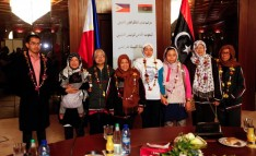 ISIL forced Philippine nurses to give medical training in Libya