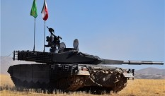 Iran Unveils Highly Advanced Home-Made Battle Tank