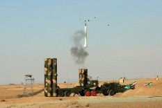 Iran successfully tests Russian S-300 missile system