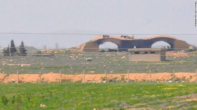 Syria: Shayrat Air Base Recovers from US Missile Strikes