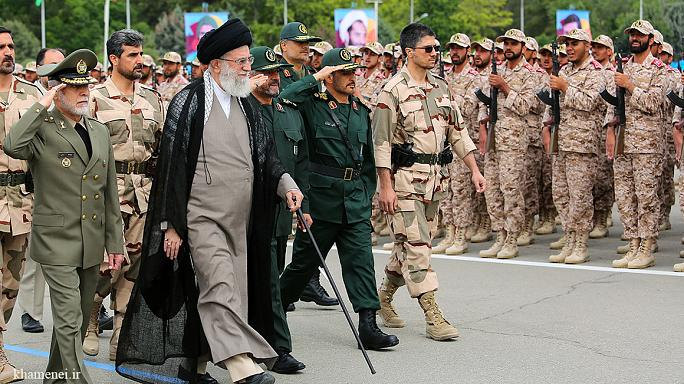 The Revolutionary Guards and Explaining Revolutionary Discourse