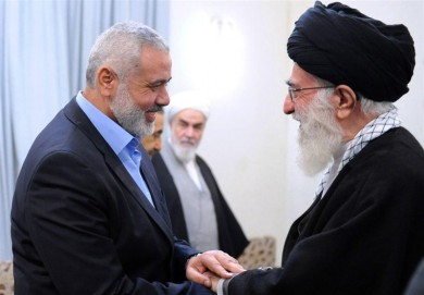 Hamas Lauds Iran's Support for Palestine