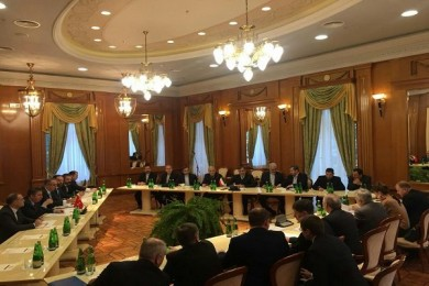 3-fold meeting of Iran, Russia, Turkey held in Sochi