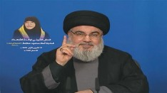 Trump using Iranophobia to sell American munitions to Arab states: Nasrallah