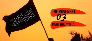 THE MOVEMENT OF IMAM HUSAYN (AS)