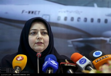 Female pilots to make debut in Iran Air