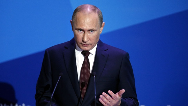 Putin Warns against 'Provocation and Speculation' on Syria Alleged Chemical Attack