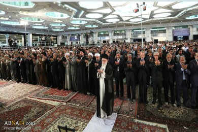 Imam Khamenei to lead Eid-al-Fitr prayers in Tehran