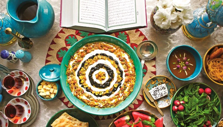 Iran, Land of Diverse Ramadan Traditions