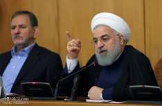 President Rouhani:Enemy Will Take Hope of Defeating Iran to Grave