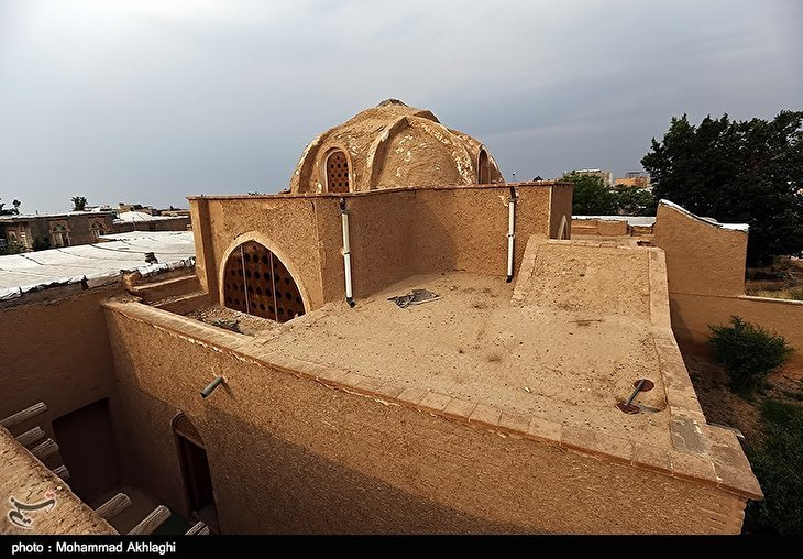 Mulla Sadra House in Kahak Village, Qom, Iran