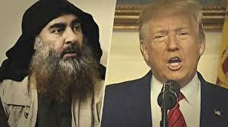 What does Baghdadi's death mean for Trump's re-election?