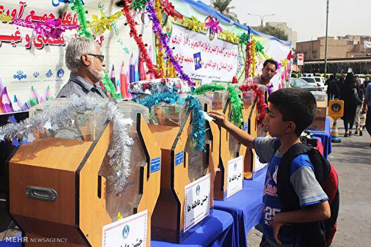 Jashn-e Atefeha held in 60,000 schools nationwide