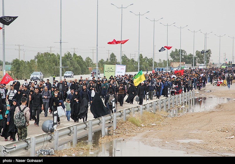 Nine-Fold Rise in Number of Iranian Pilgrims Visiting Iraq via Mehran Border: Official