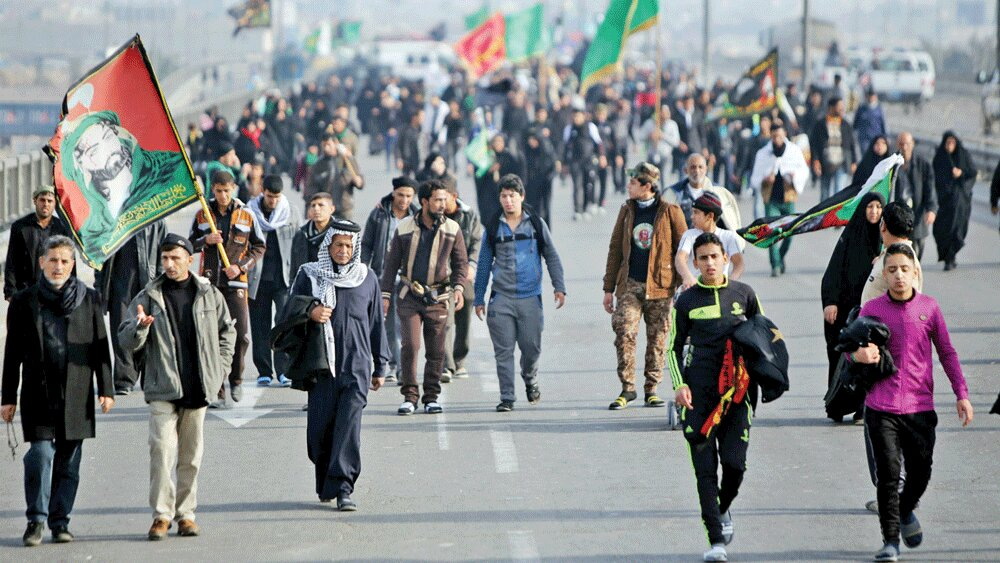 Arbaeen March and rise of new Middle East