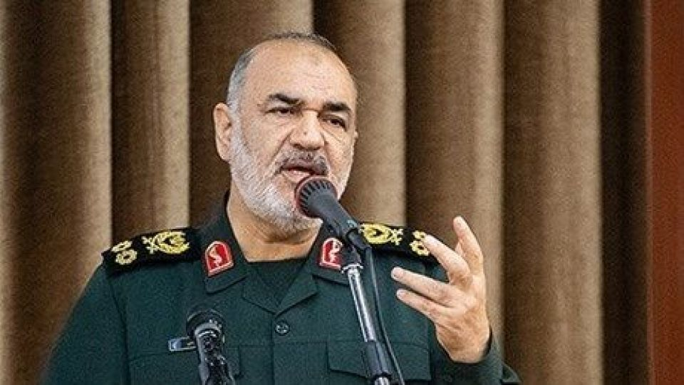 IRGC Commander Highlights Iran's Success in Countering US Sanctions