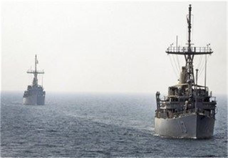 Iran to Hold Joint Naval Drill with Russia, China in Indian Ocean