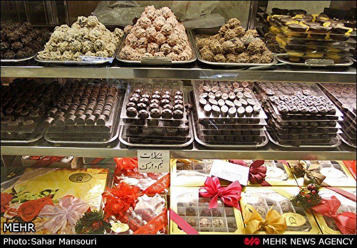 Tehran's 90-Year-Old Confectionery Selling Unique Handmade Chocolates