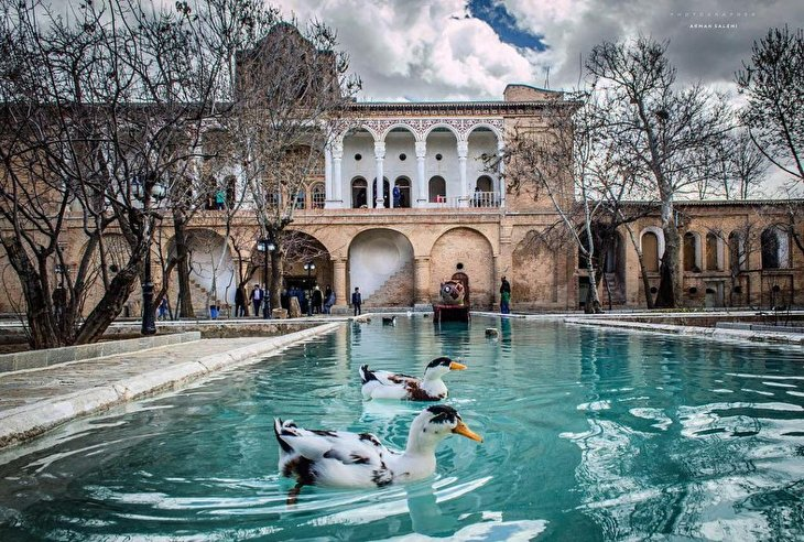 Historical Mansion in Western Iran Turns into Popular Tourist Site