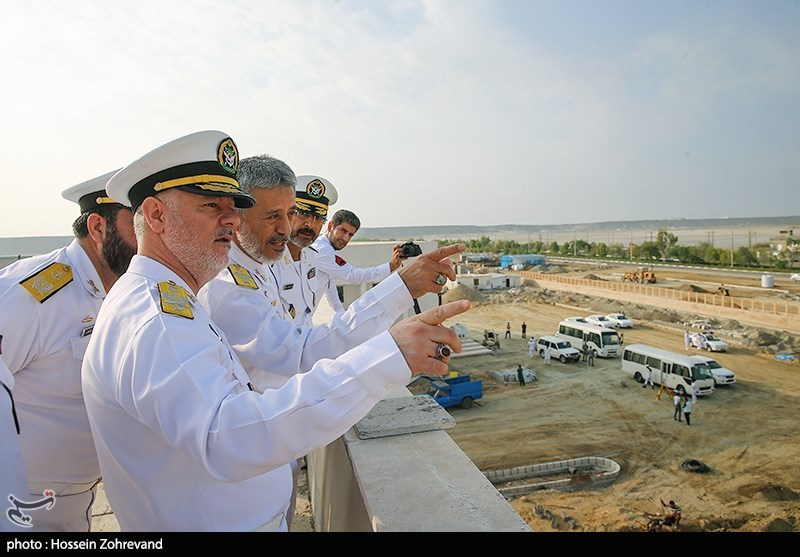 Iran Navy Chief: US Must Leave Region