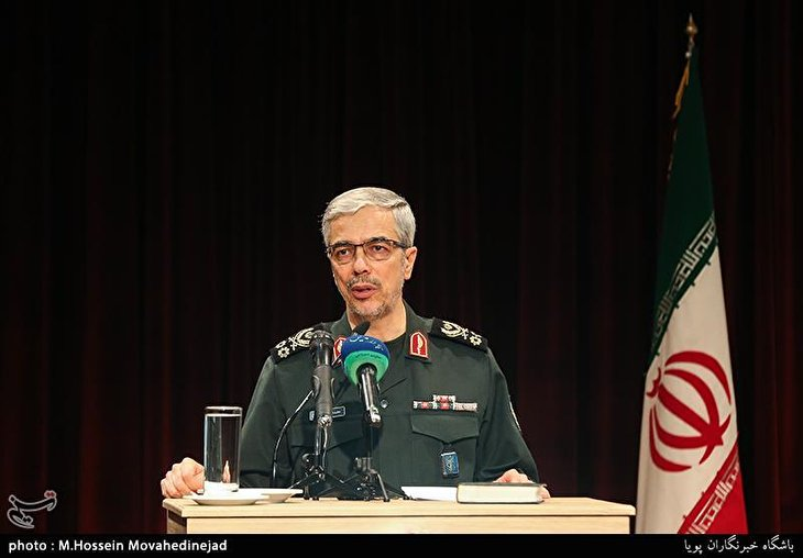 Top General: Iran Self-Sufficient in Defense Industry