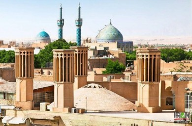Yazd Commits Itself to Promoting Adobe Structures