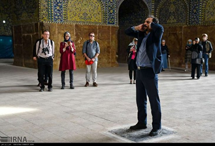 Isfahan Filled with Foreign Tourists in Spring