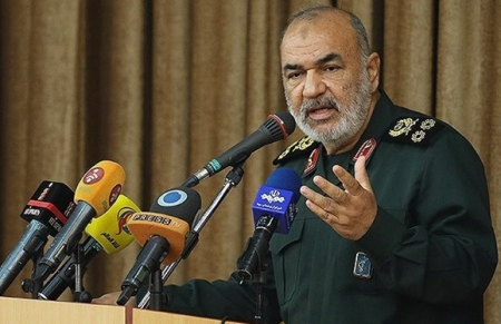 IRGC chief: Iran not after war, but not afraid of one either