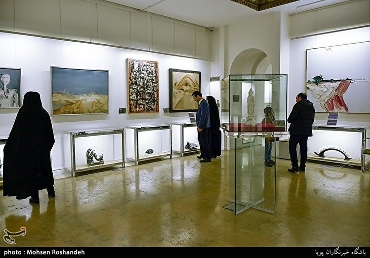 Jahan Nama Museum: A Collection of Modern, Ancient Art