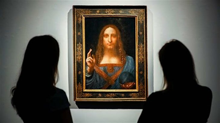 Oops! MBS paid 0m for a fake da Vinci, says expert