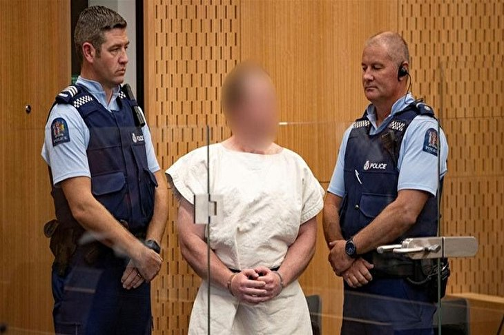 New Zealand Mosque Shooter Pleads Not Guilty
