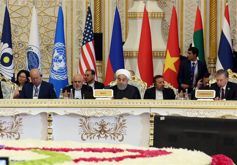 US Policies Destabilizing Regional Countries: Iran's Rouhani