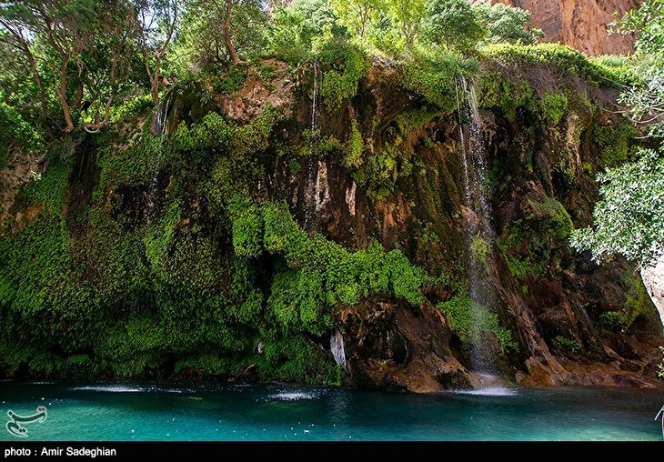 Boraq Canyon: One of the Hidden Gems in Fars Province, Iran