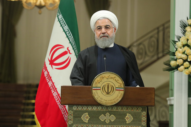 New anti-Iran sanctions reveal US desperation, confusion: Rouhani