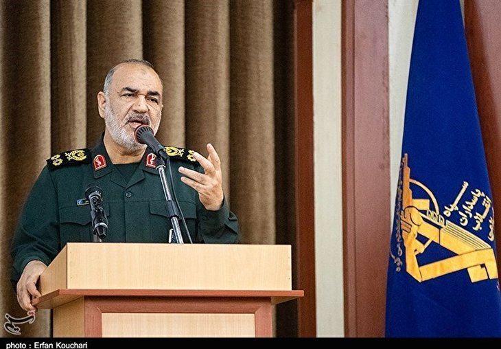 IRGC Chief: New Sanctions Signify US Desperation