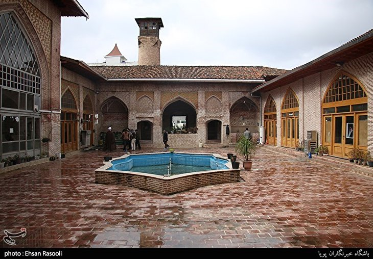 Babol Jame' Mosque, North of Iran