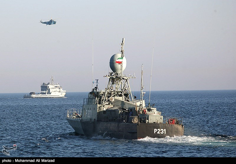 Iran, Russia to Hold Joint Drill in Indian Ocean, Not Persian Gulf: Navy