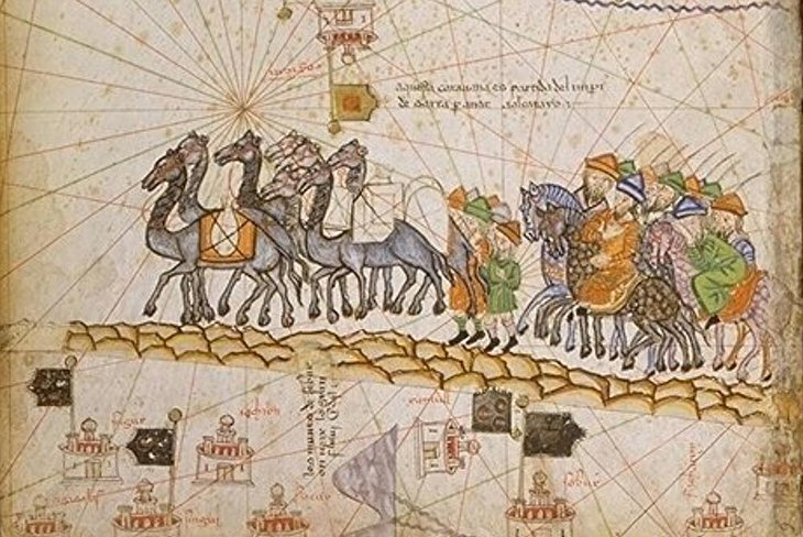 Silk Road a suitable opportunity to introduce ancient Iran Tourism Desk