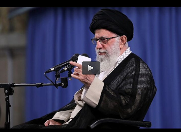 Ayatollah Khamenei's promise to the youth on the elimination of Israel