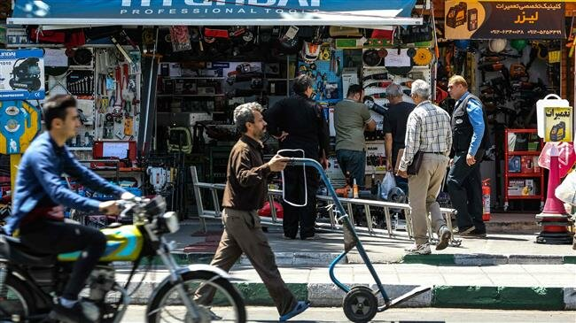 Iran inflation slows, first decline reported after 16 months