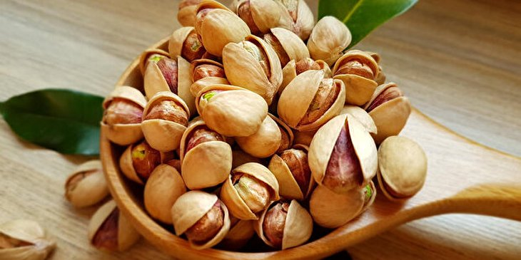 220K tons of pistachios to be harvested in Iran