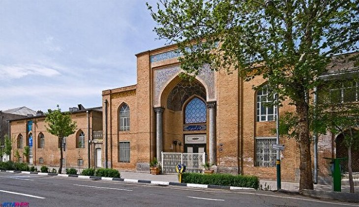 A walk in Iran's first modern university