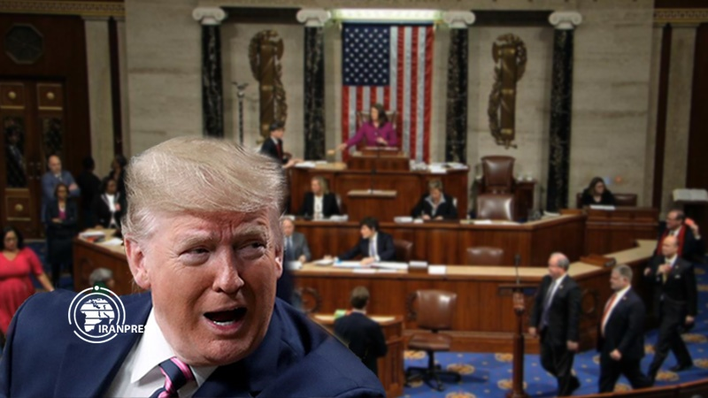US House votes to curb Trump war powers