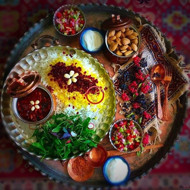 Kermanshahi Shreds Stew: A Luxury Iranian Food
